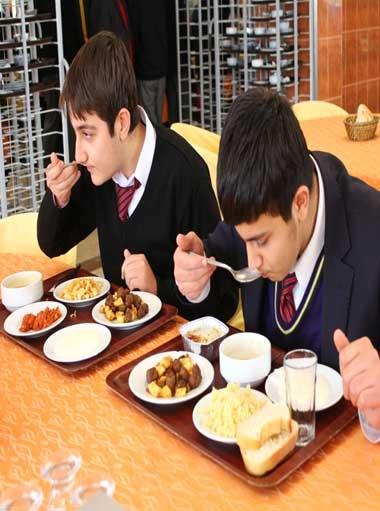 Okul Yemekleri