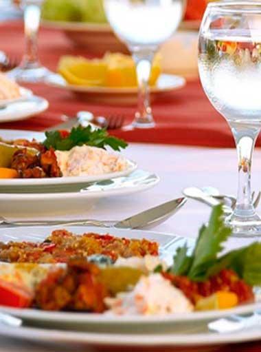 Düğün ve Organizasyon Yemekleri